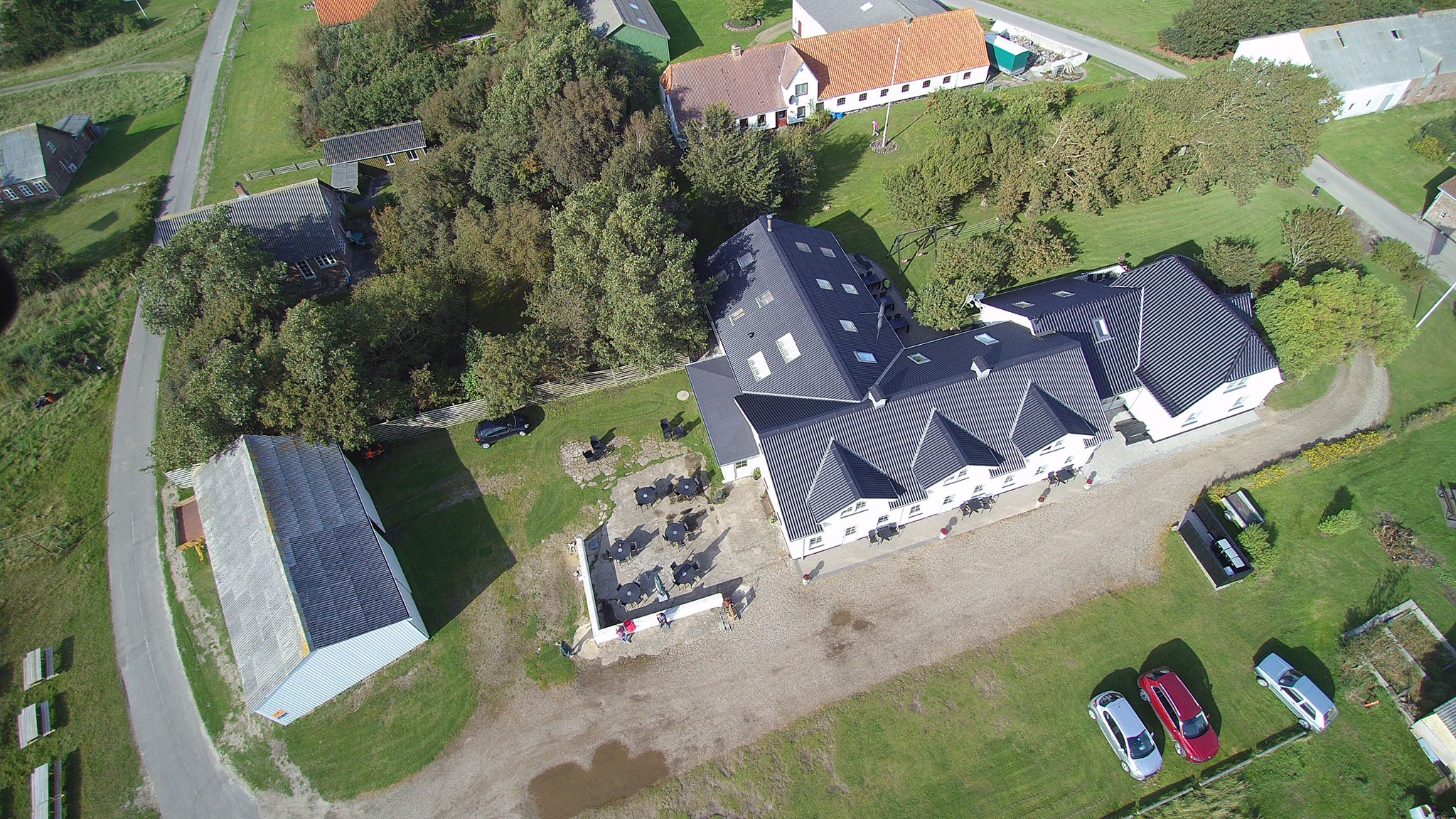 Bed and Breakfast Mandø